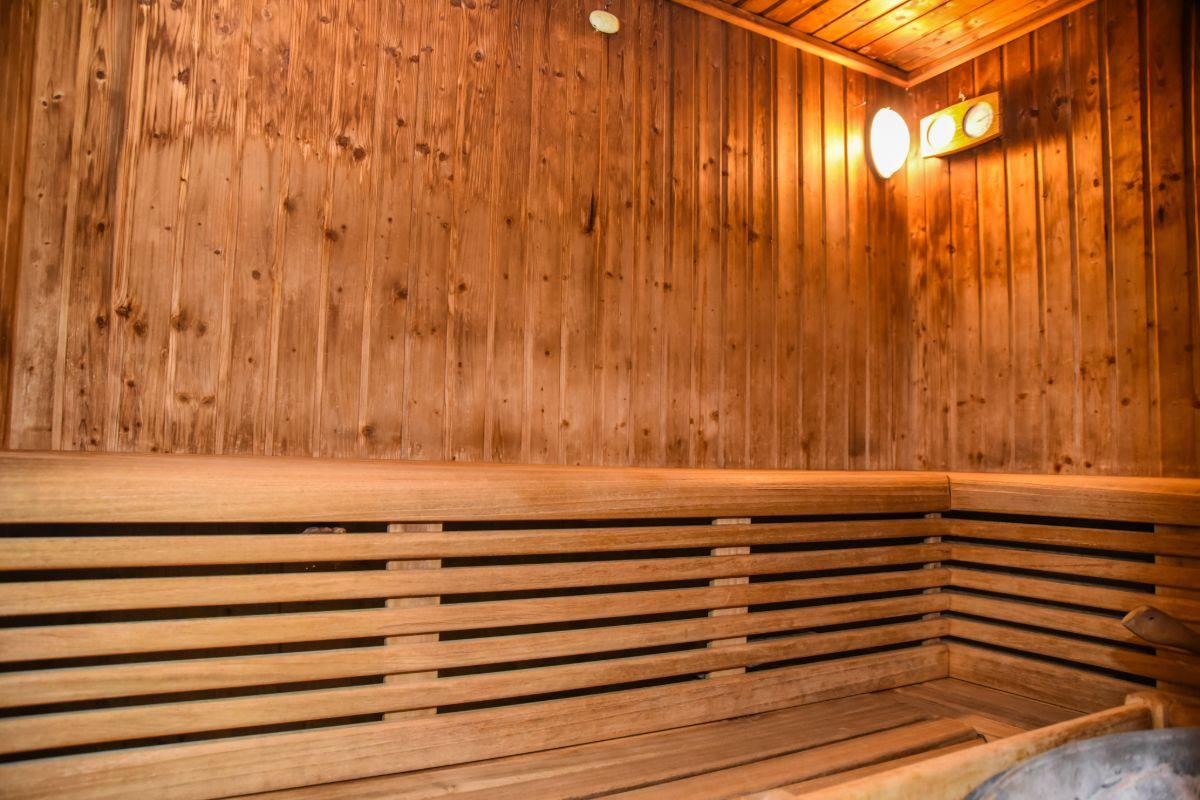 world class sauna