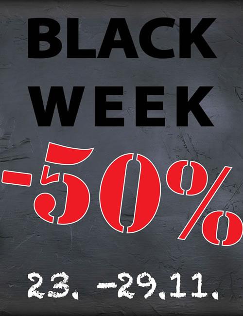 BLACK WEEK ponuda